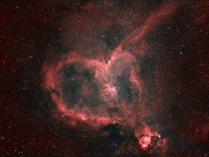 nebula heart